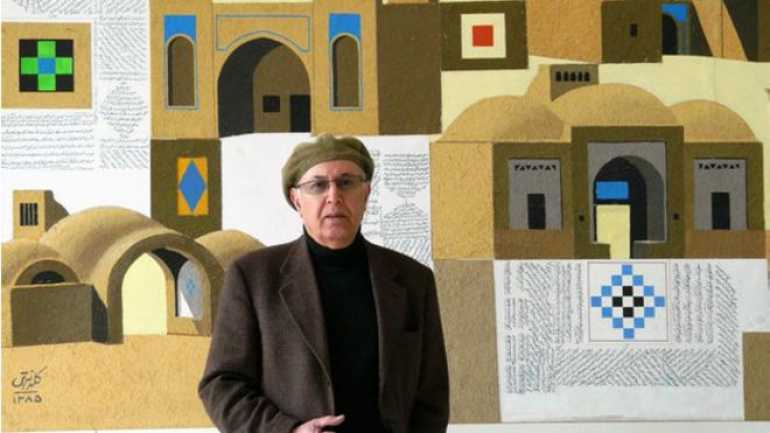 پرویز کلانتری، نقاش و هنرمند نامی درگذشت